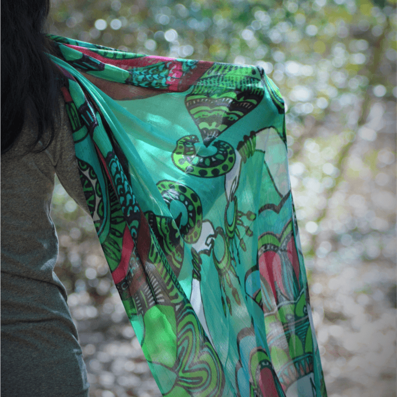 eco-friendly holiday gift guide, soul sister, wearable art, houston, texas, artist, loveleen saxena, bohemian art, divine treasures, sustainable lifestyle, high vibe, conscious shopper, child-like wonder, divine treasures, playful, gifts for her, meaningful gifts