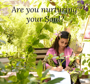 Are you nurturing your soul