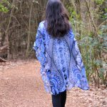 my soul's filled with peace kimono