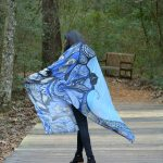 nature is my zen place modal scarf