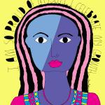 proud-of-myself-art-print-pink-yellow