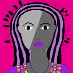 proud-of-myself-art-print-purple-pink