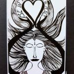 be in harmony - art print