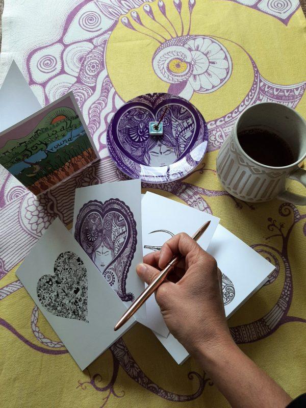 set of divine cards