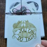 you can do this: gift art card