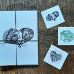 love art cards set