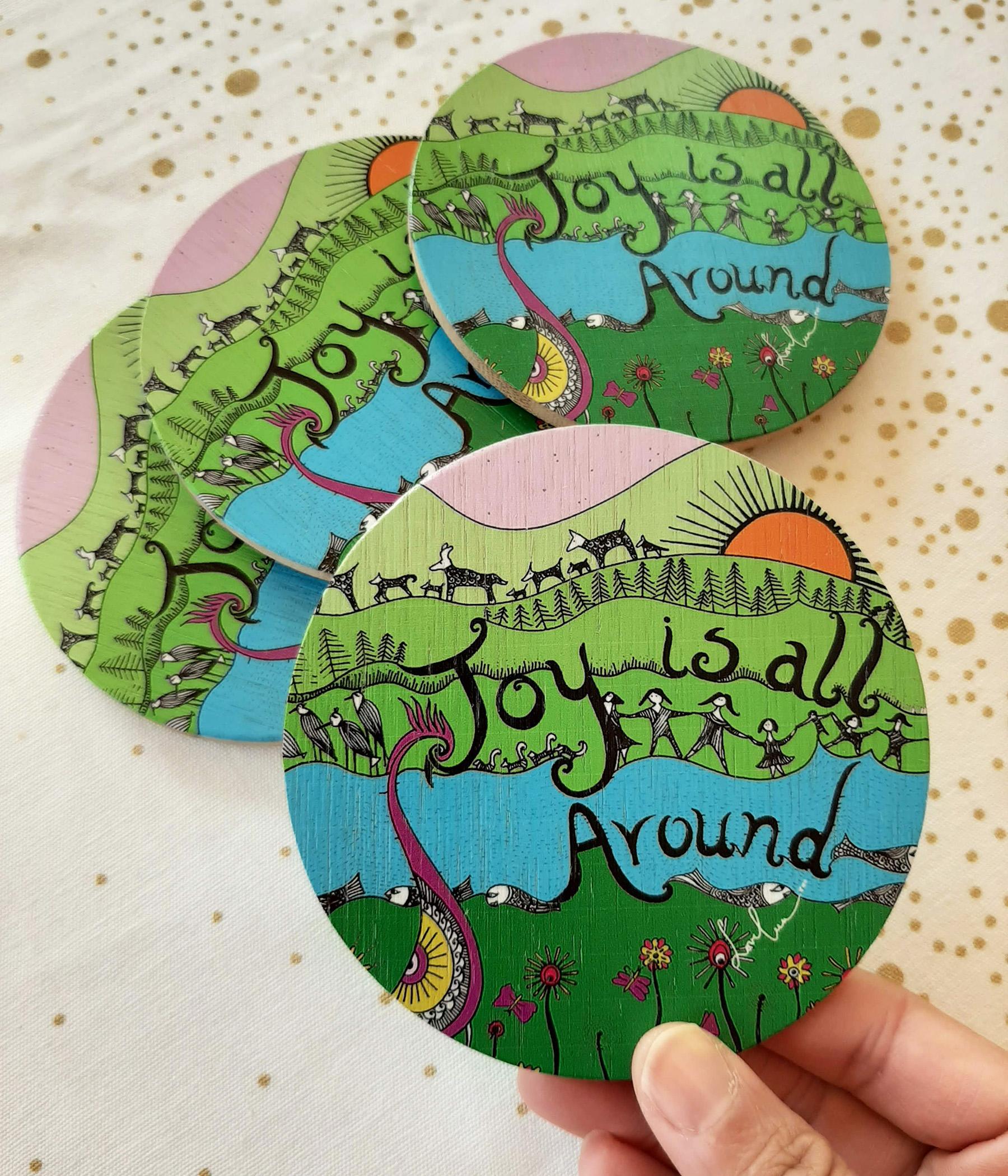 JOY-is-all-around-coasters