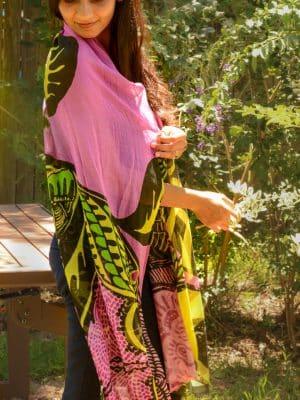 i am divine modal scarf