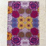 simple things seen with joy - blooming flowers table towel