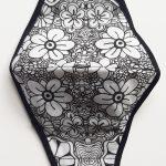masks-flower-doodle