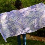 i am infinite scarf- lavender