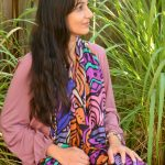 the hidden spark in me - modal scarf