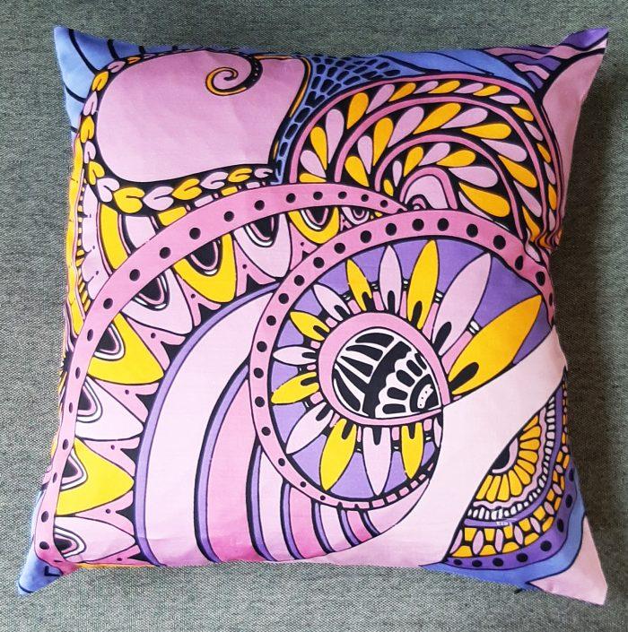 abundant like nature accent pillow