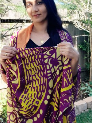 I accept divine truth - lenzing modal scarf