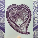 girl in the heart gift card