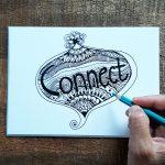Gratitude bundle, connect art design card