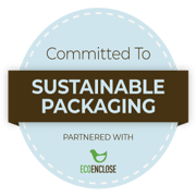 sustainable packaging icon