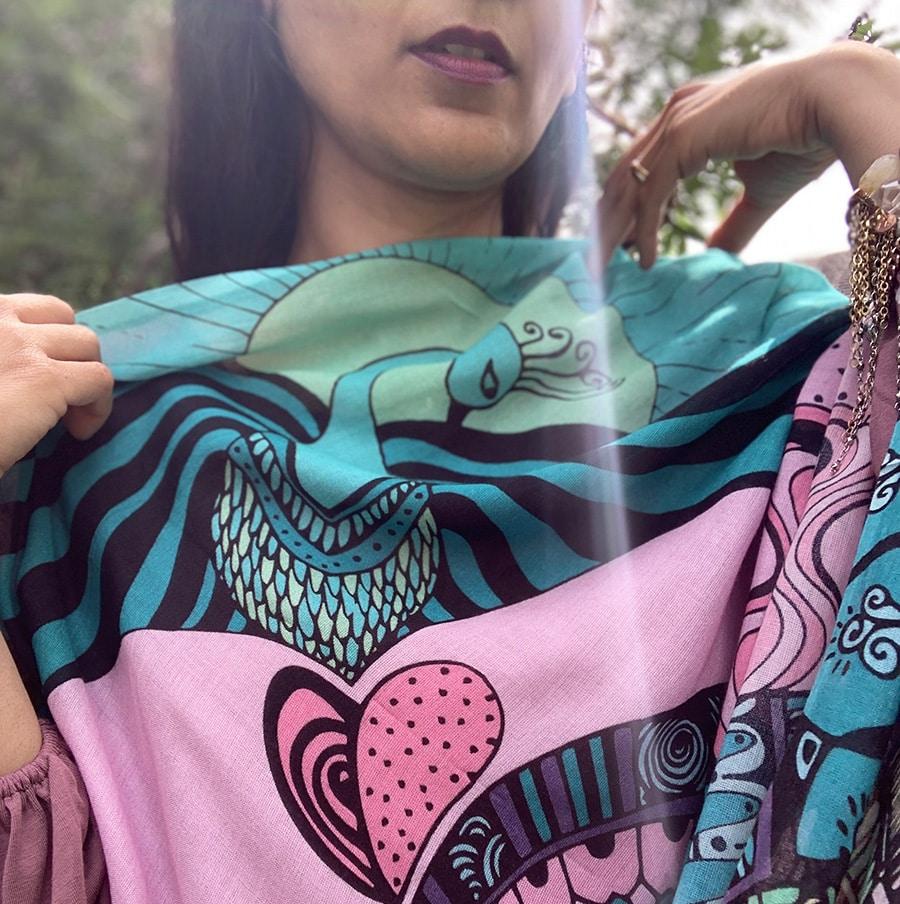 LS-scarf-start-fresh-pink-2birds-8