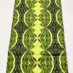 I live in harmony - green table runner