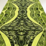 earth collection - mountain table runner