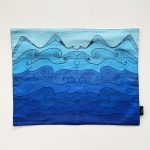 blissful moments by the Ocean - placemat