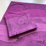 I am limitless - purple and pink tea towels