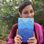 abundant thoughts journal - Ocean waves